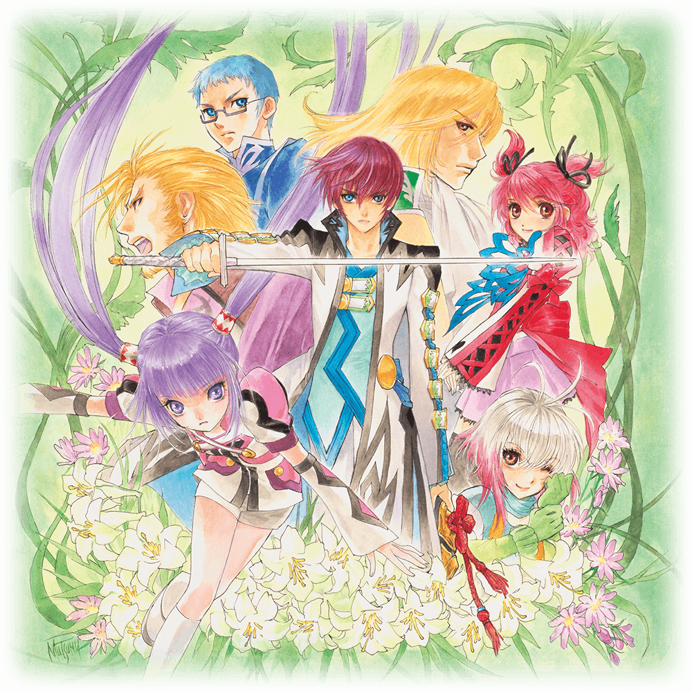 Tales of Graces/Tales of Graces f